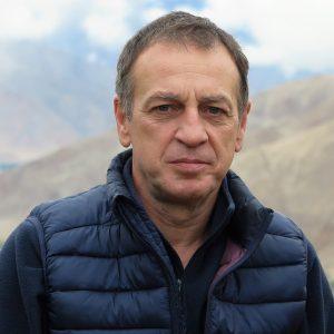 Santiago López-Pavillard, presidente de la Asociación Eleusis
